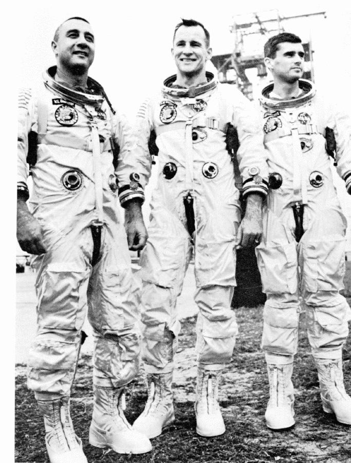 astronaut ed white apollo mission - photo #22
