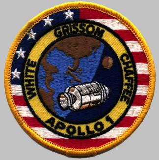 NASA Apollo Mission Apollo-1