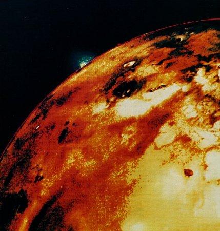 io Moon Surface of io 39 s Volcanic Surface