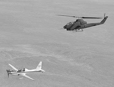 Figure 143. Lockheed YO-3A.