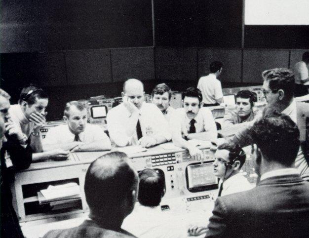 MOCR during Apollo 13