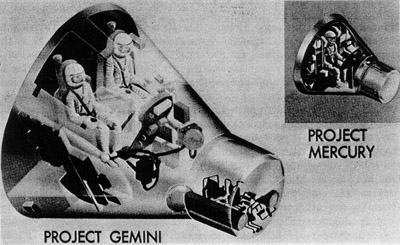 Project Gemini A Chronology Part 1 B