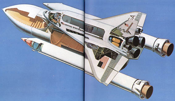 types of old space shuttle - photo #36