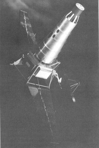 nasa ranger spacecraft - 347×514