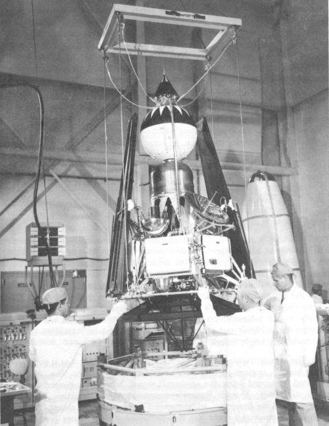 nasa ranger spacecraft - 480×621