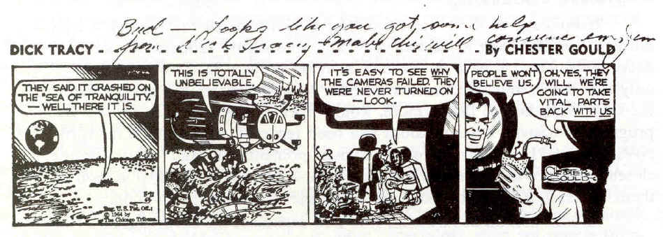 Jims journal comic strip