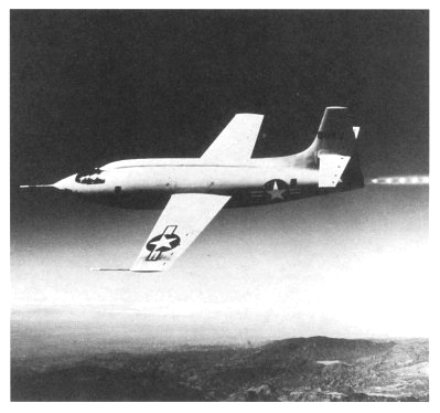 Research in Supersonic Flight and the Breaking of the Sound