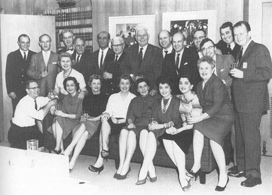 Nasa Building 1958