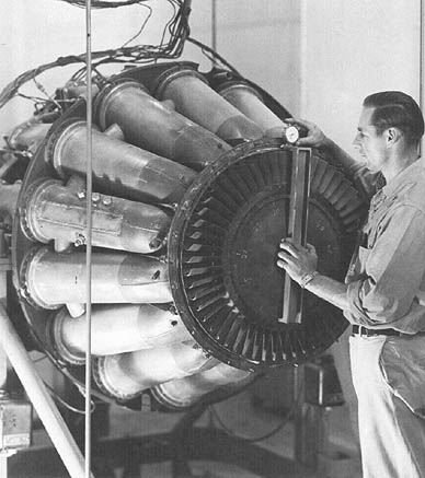 a history and origins of gas turbine engines invented by sir frank wittle
