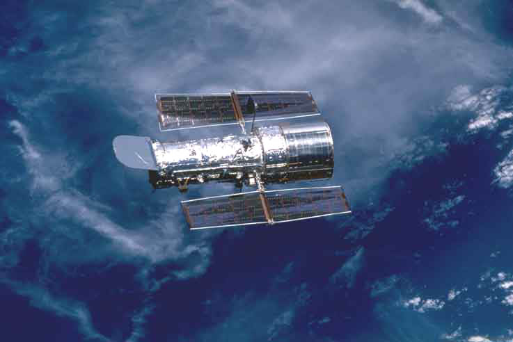 NASA - NASA - The Hubble Story