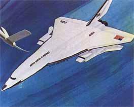 unused space shuttle design - photo #11