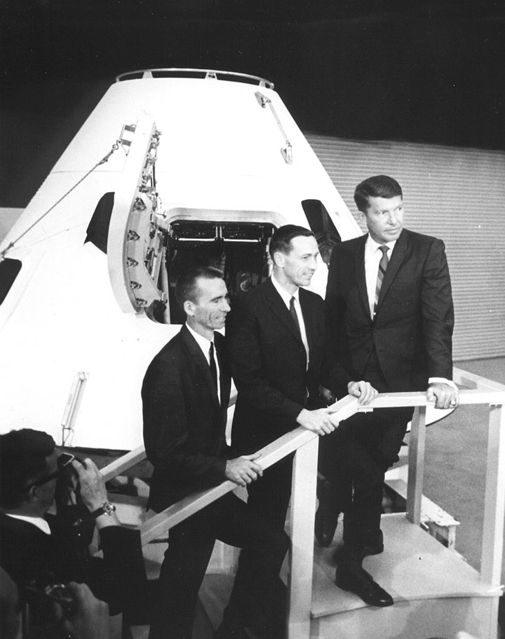 nasa apollo flight journal - photo #3