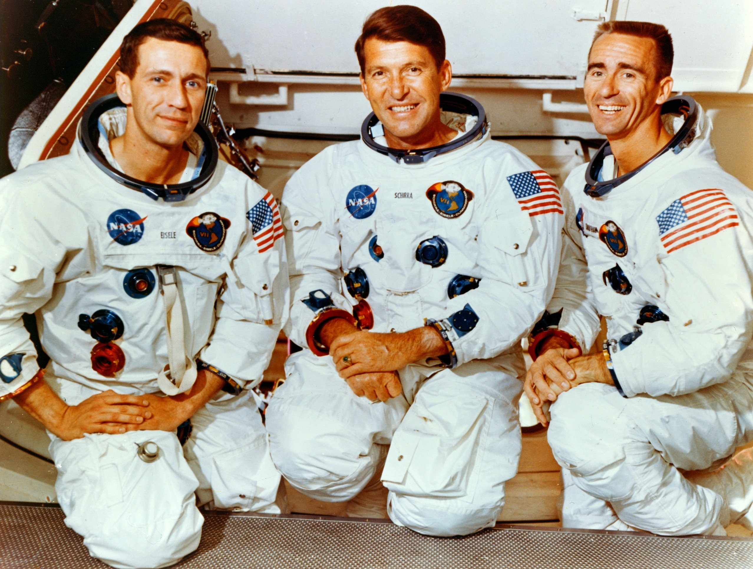 Image result for apollo 7 images