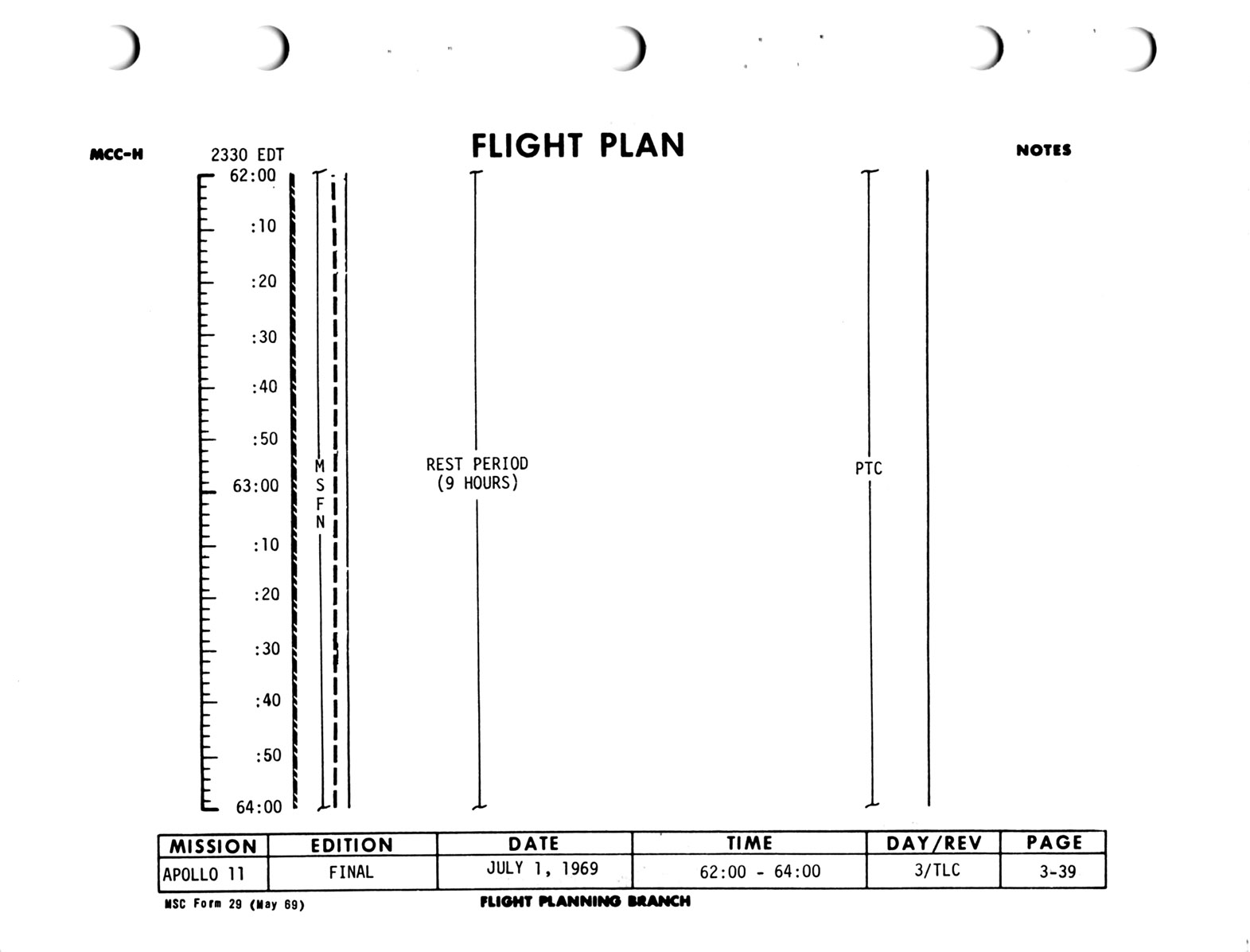 Apollo 11 Flight Journal - Day 4, part 1: Approaching the Moon on