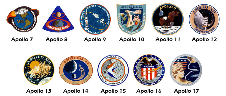 nasa apollo logo vector - photo #24
