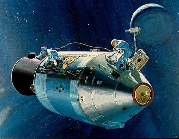apollo 15 spacecraft instruments - photo #26
