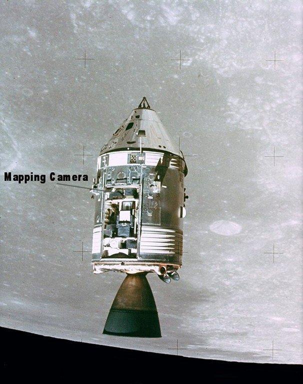 SIM von Apollo 15