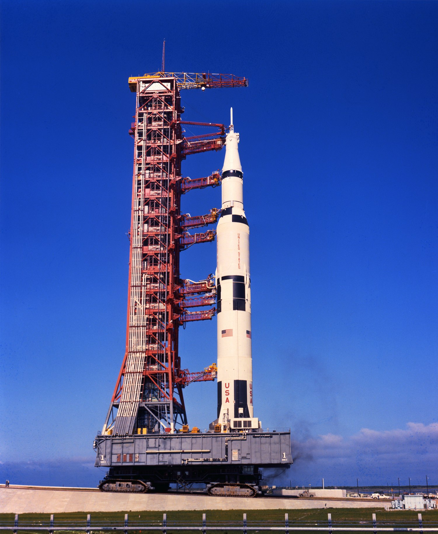 This Day in Alternate History: July 16, 1969 – Apollo 11 ...
