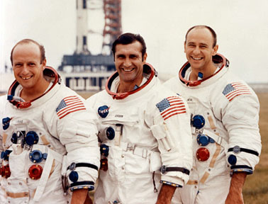 Apollo 12 Crew Portrait