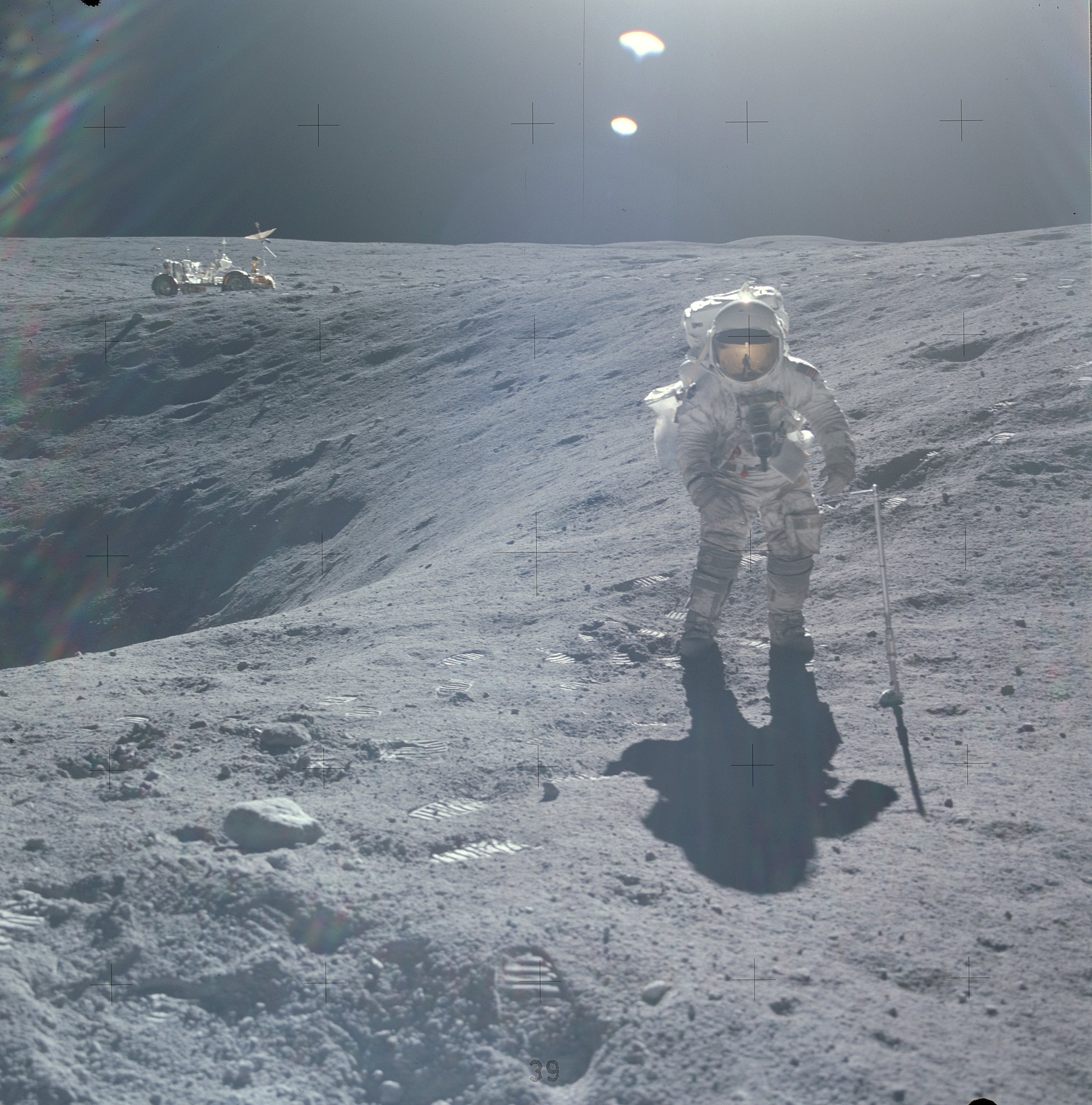 Astronauts see UFO's on Moon, NASA erases Tapes - Old ...