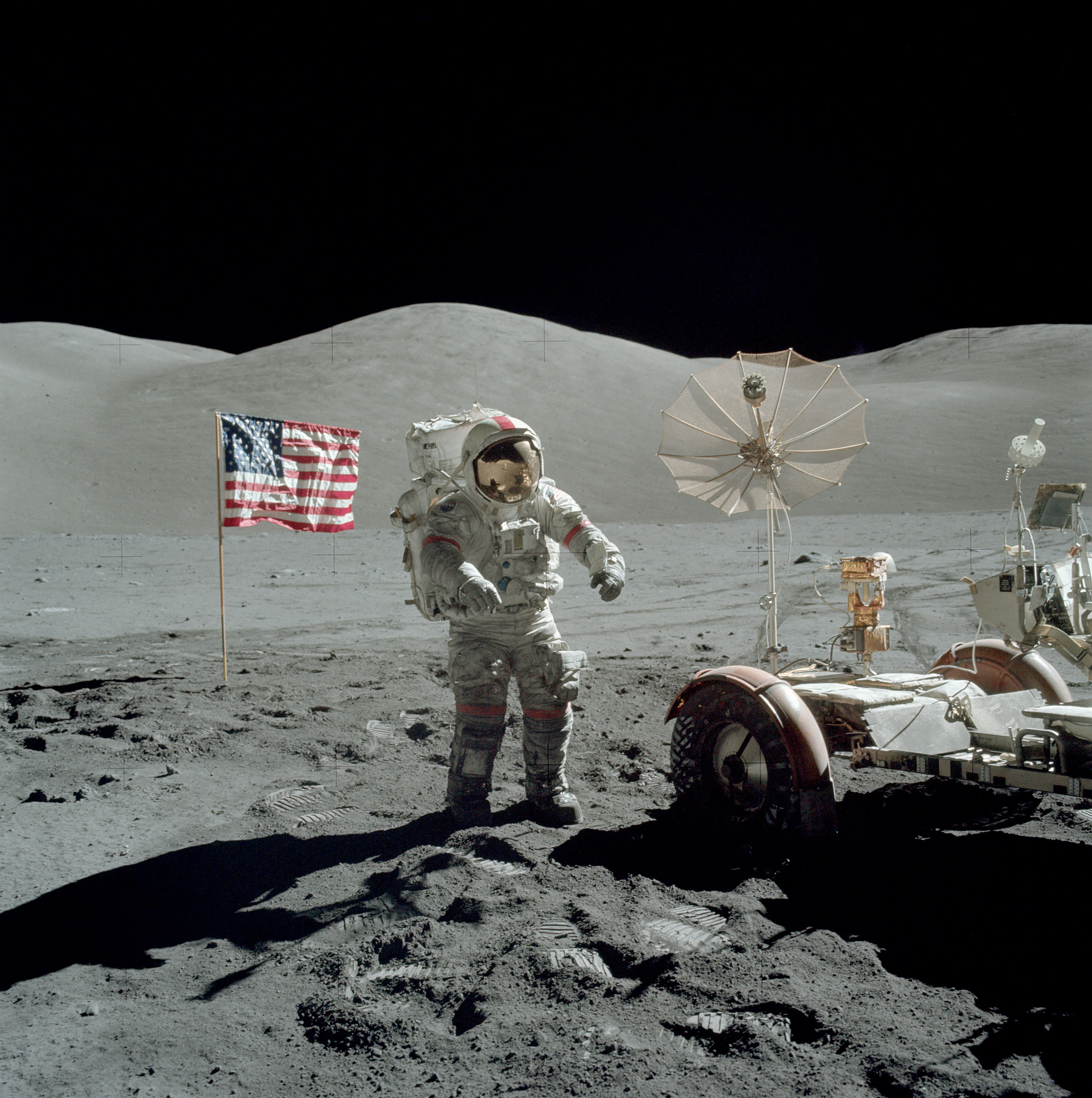 NASA ADMITS: Moon Landing Tapes Got Erased, page 13
