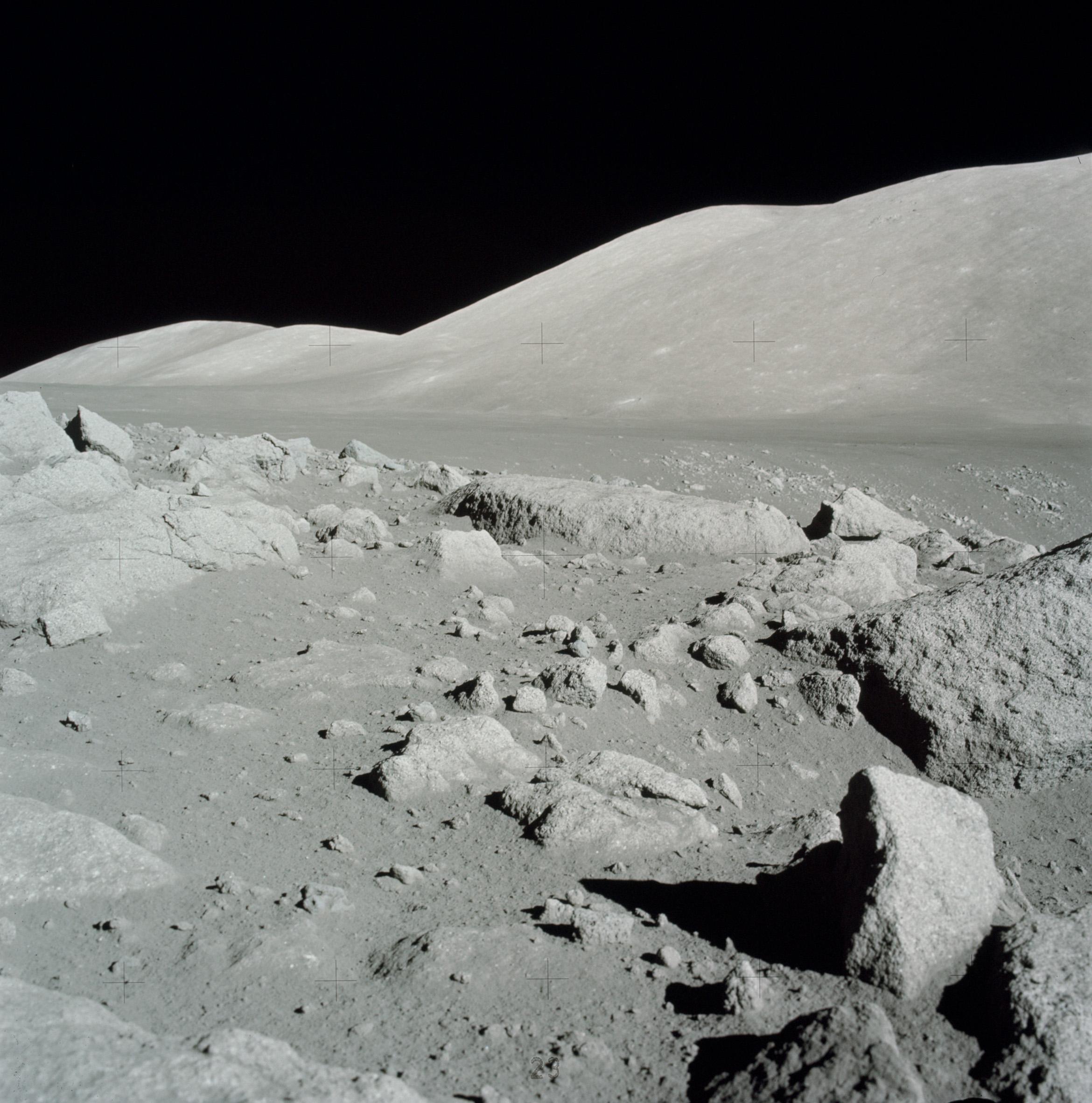 Архив фото с луны