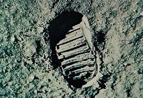 apollo 11 moon landing first step - photo #28