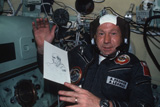 Leonov and drawing