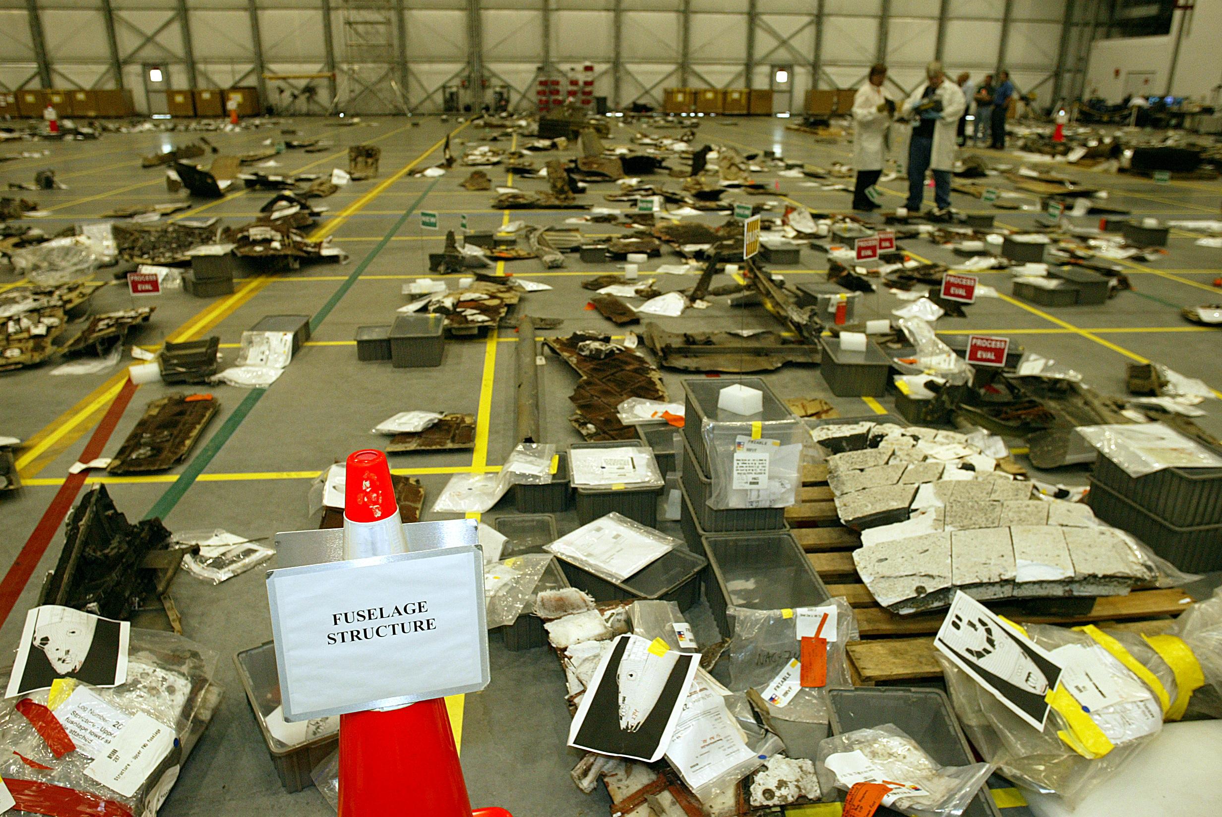 Debris Photos