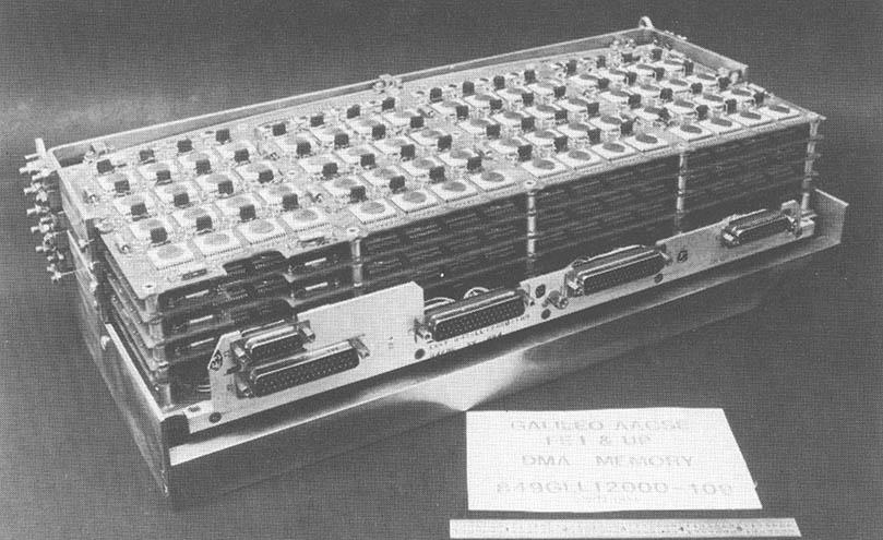 voyager spacecraft computer - photo #2