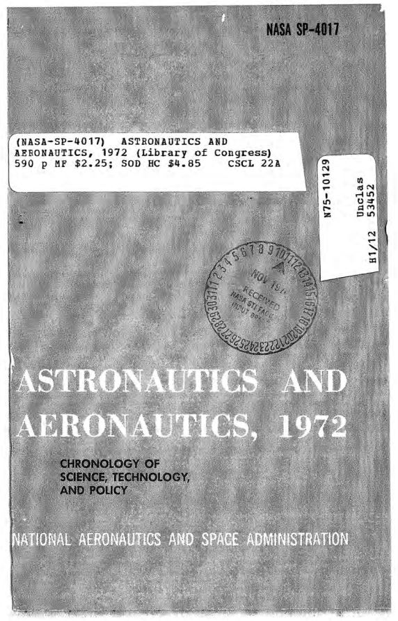 NASA History Books