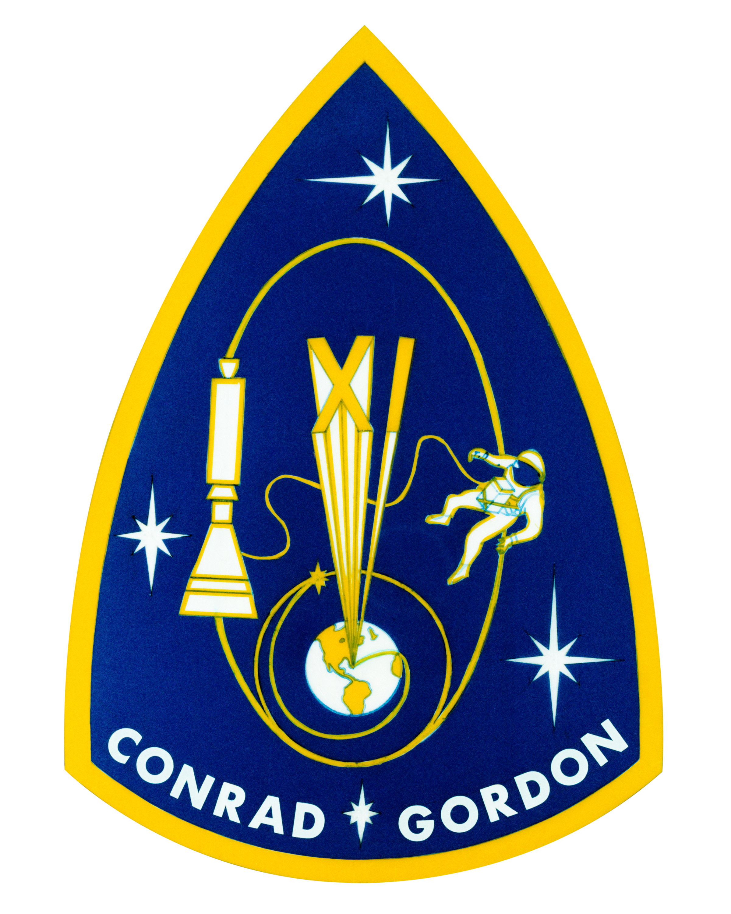 gemini space mission badges - photo #5