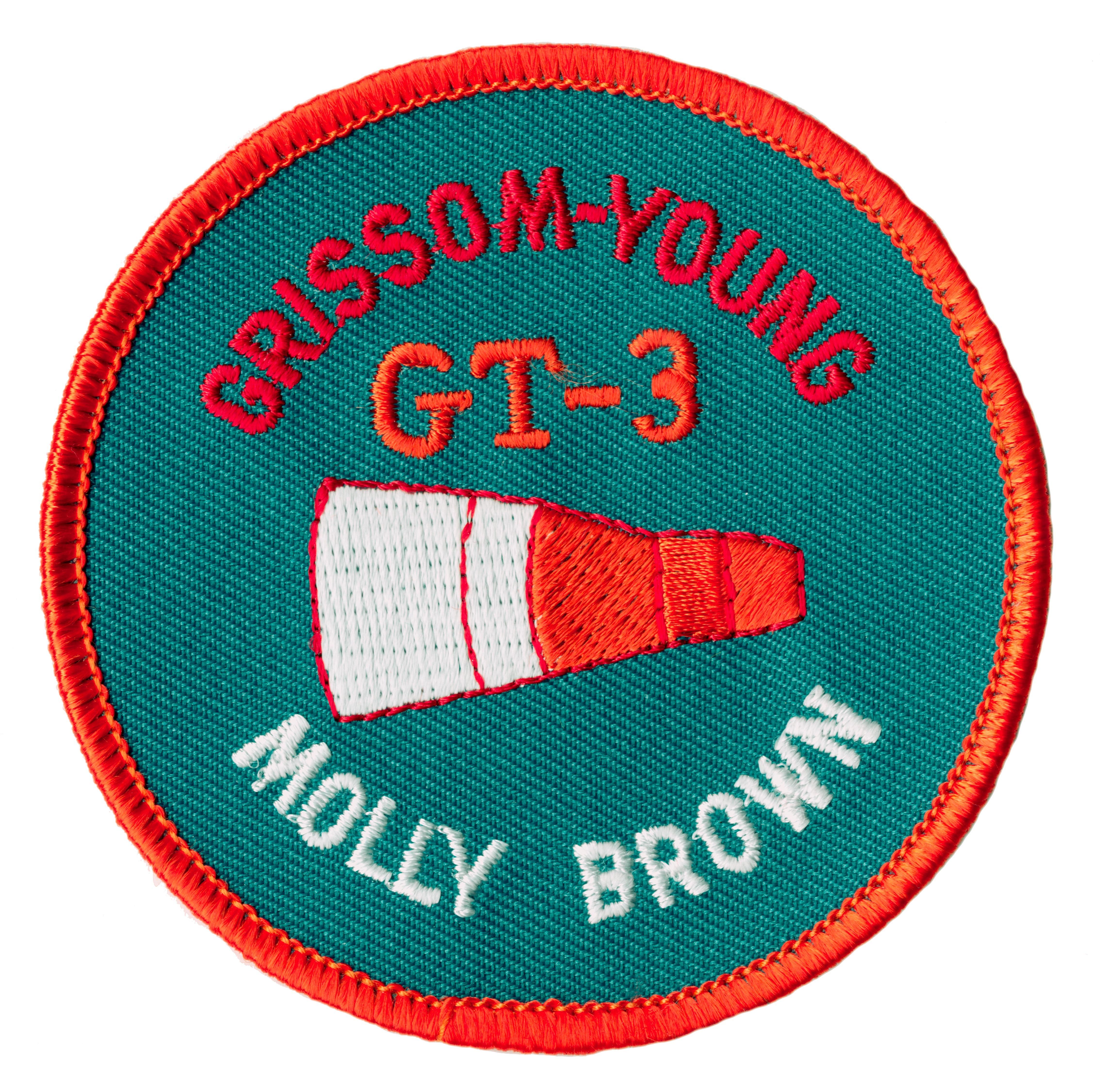 gemini space mission badges - photo #9