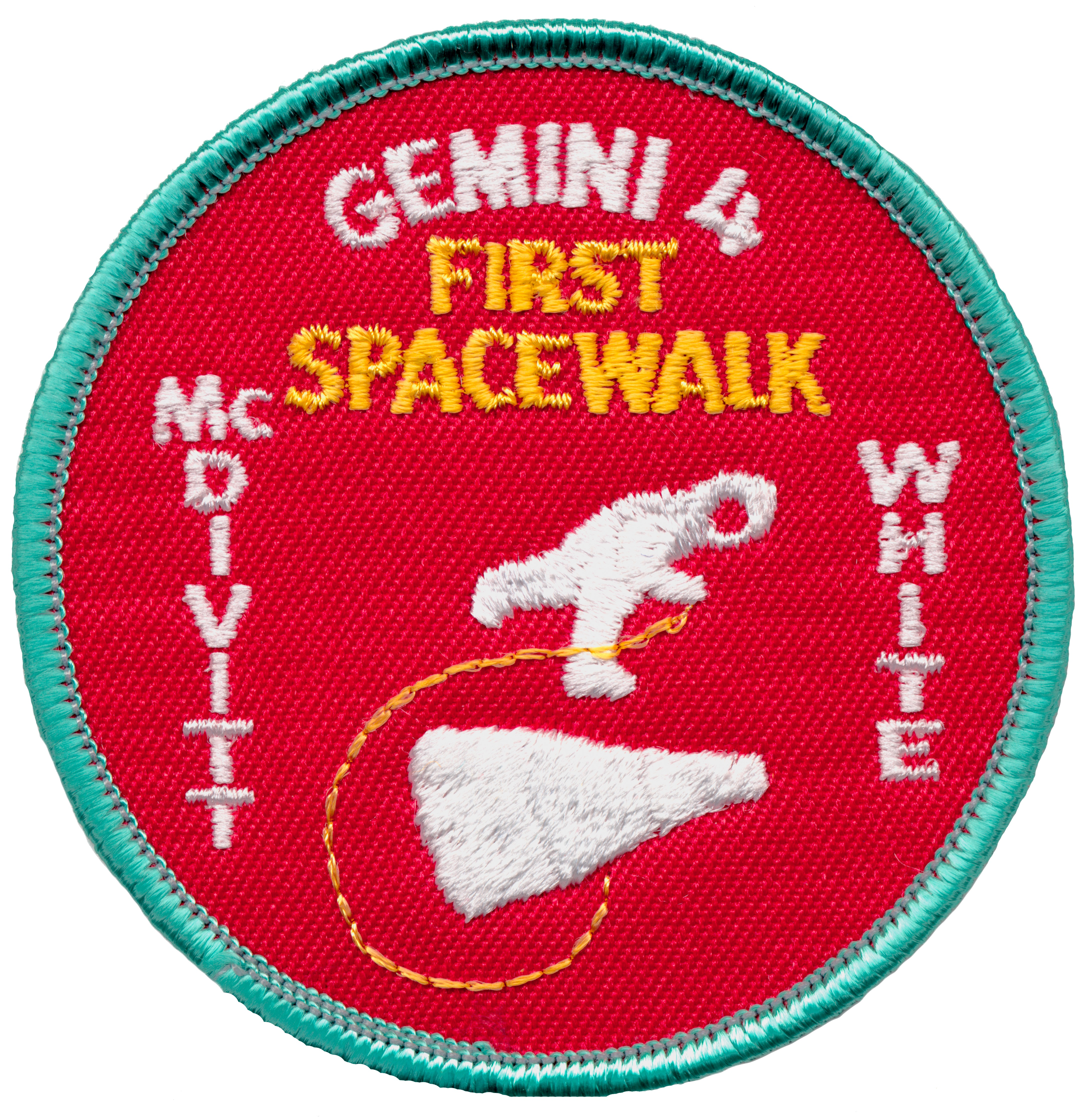 gemini space mission badges - photo #4