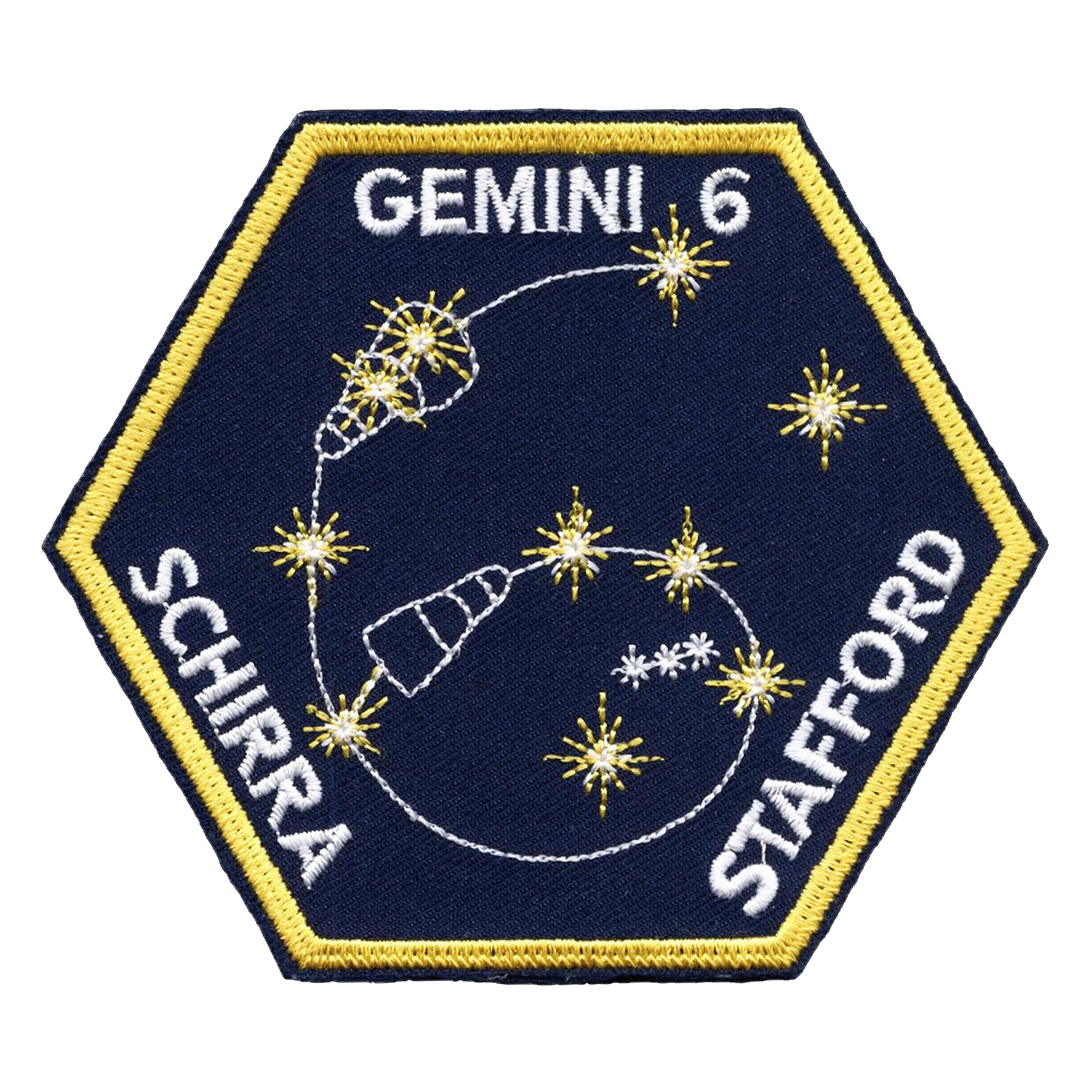 gemini space mission badges -#main