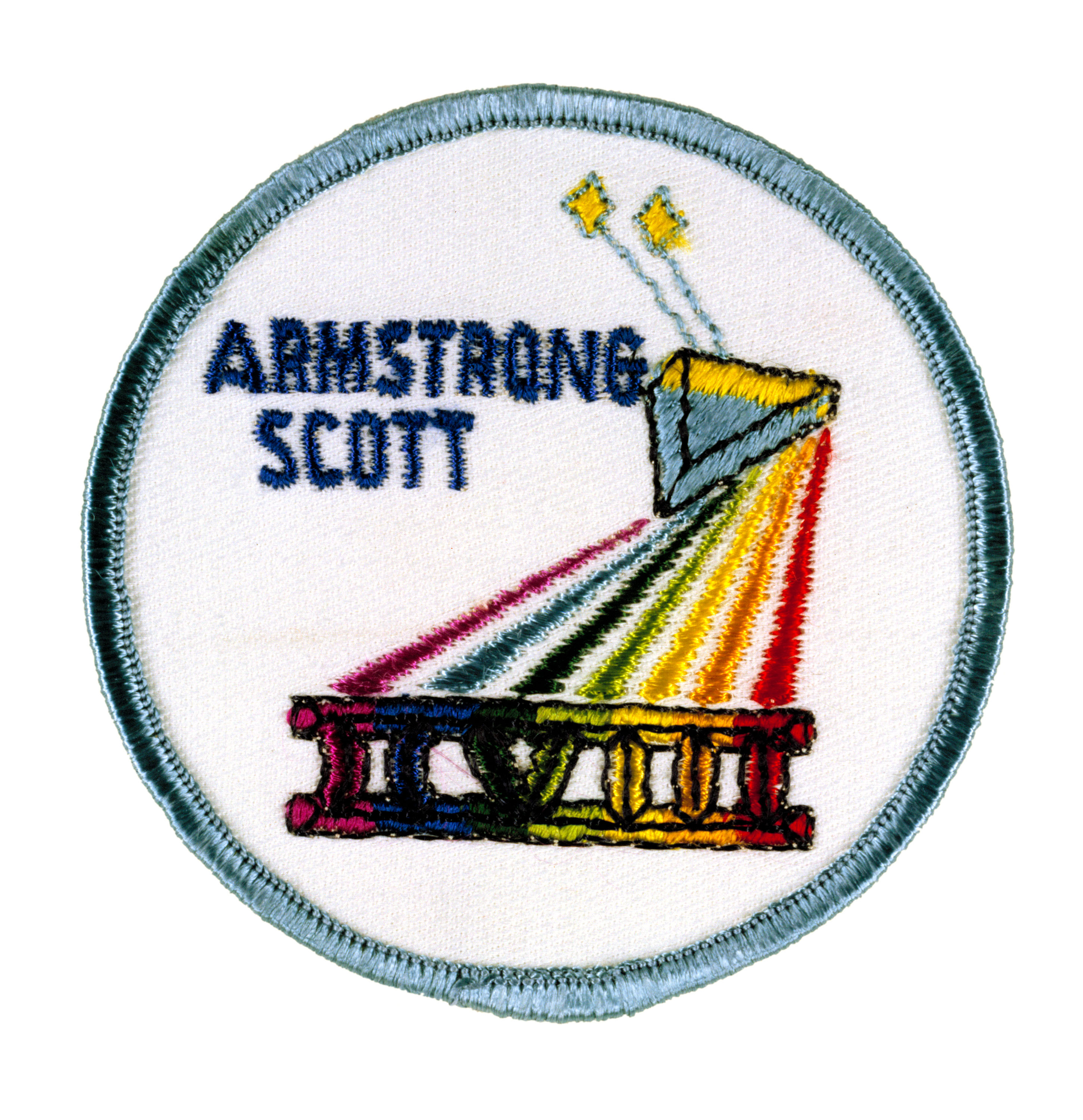gemini space mission badges - photo #10