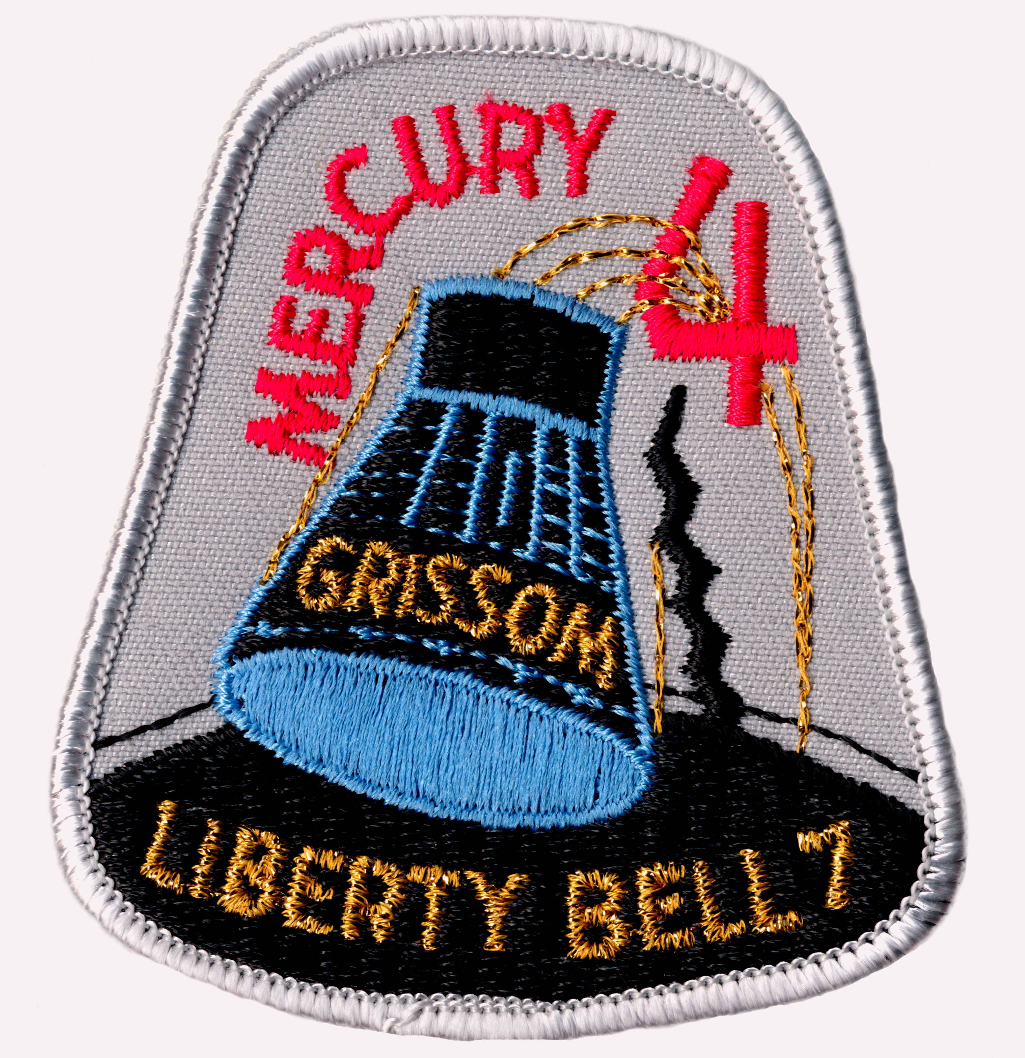 Mercury Mission Patches (page 2) - Pics about space