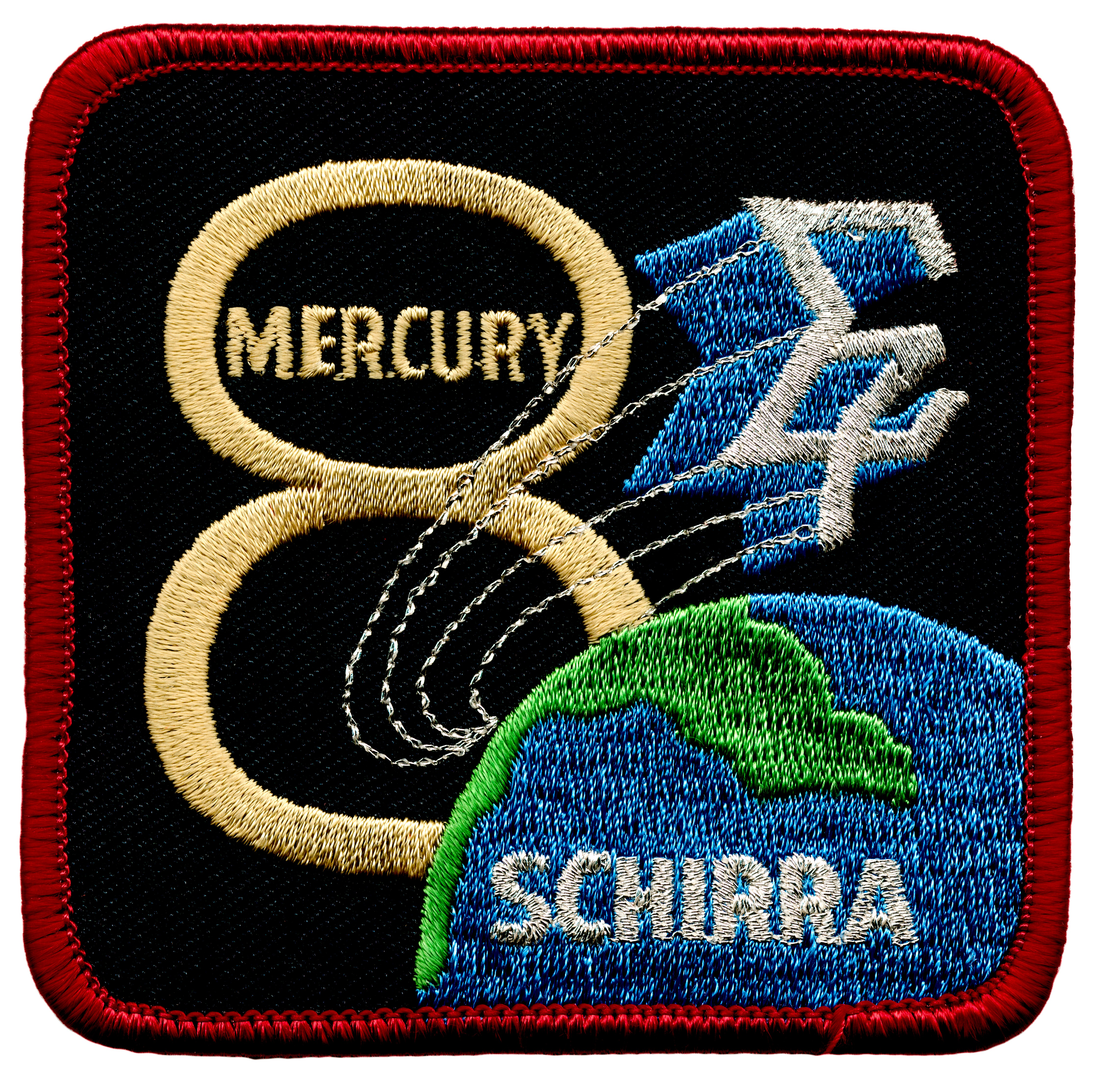 NASA Mercury Patches (page 4) - Pics about space