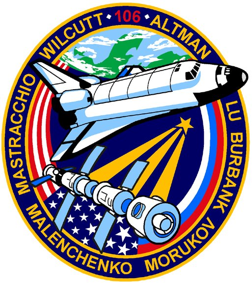 cool space mission patch - photo #21