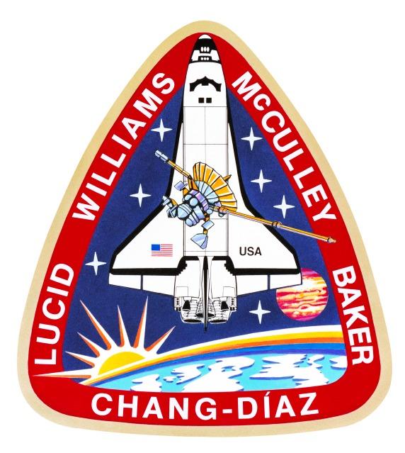 nasa shuttle patches - photo #20