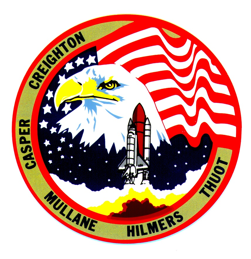 space shuttle mission badges - photo #20