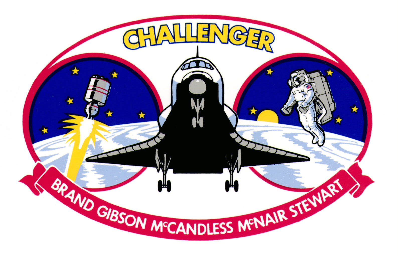space shuttle mission badges - photo #42
