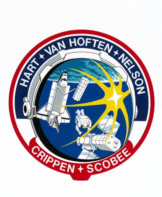 NASA Shuttle Mission Patches - Pics about space
