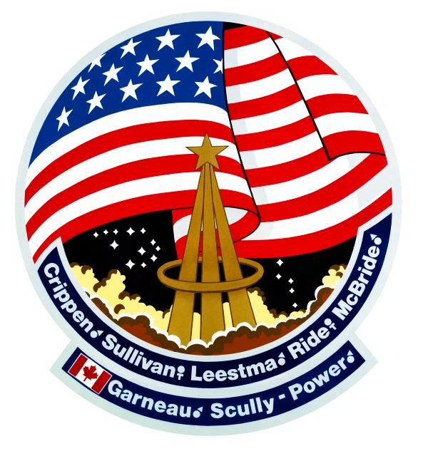 space shuttle mission badges - photo #10