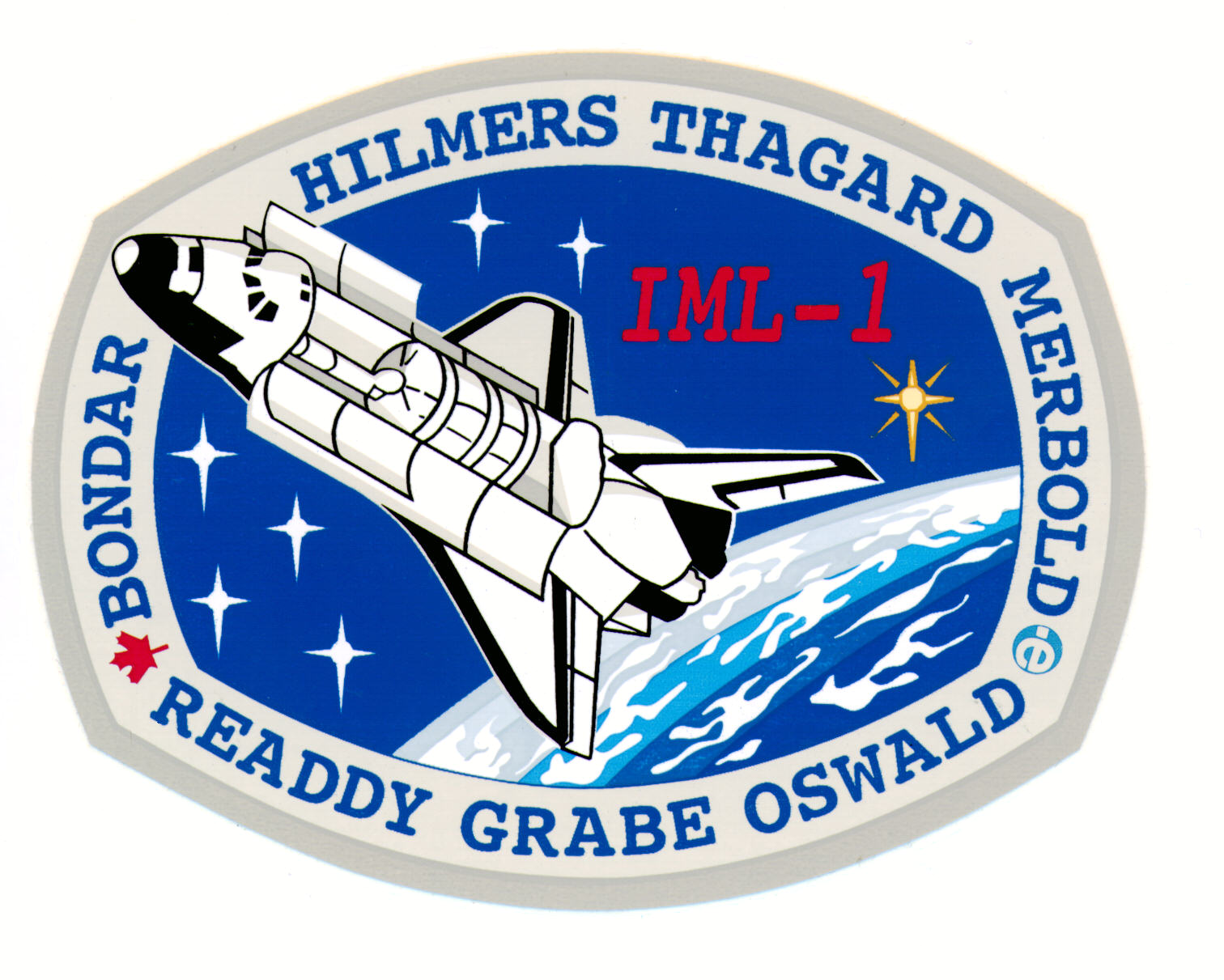 space shuttle mission badges - photo #30