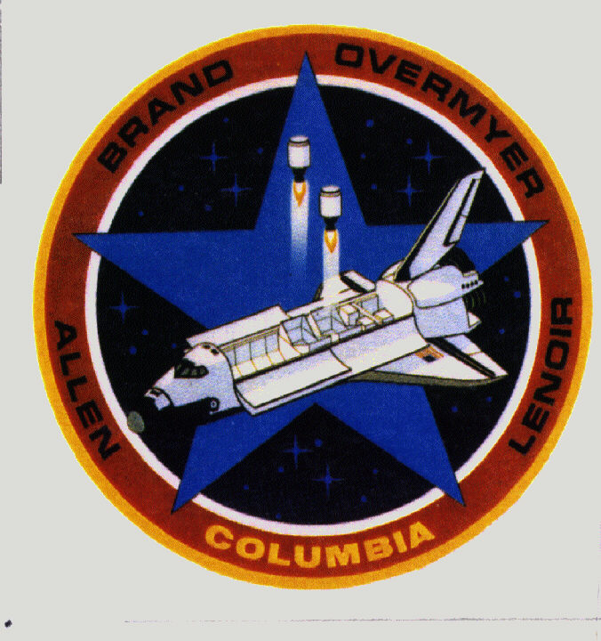space shuttle mission badges - photo #2
