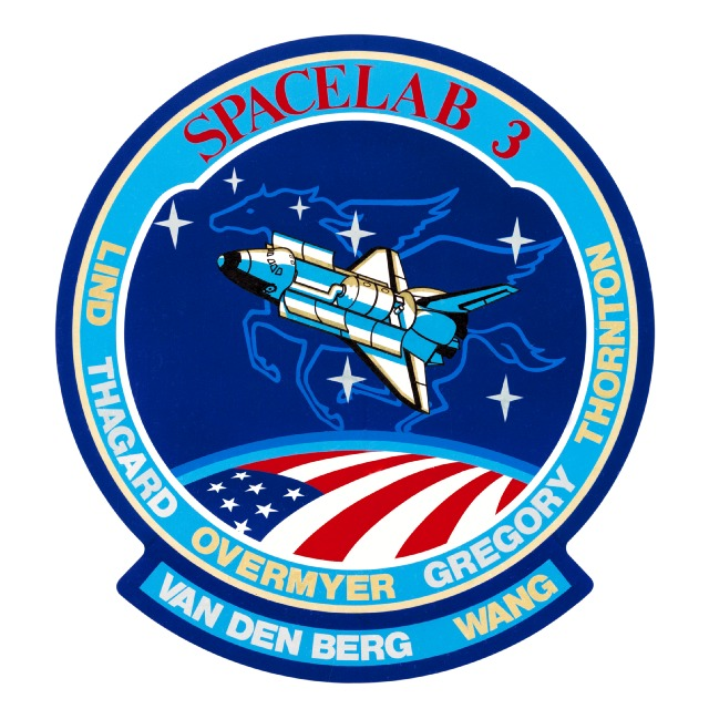 space shuttle mission badges - photo #38