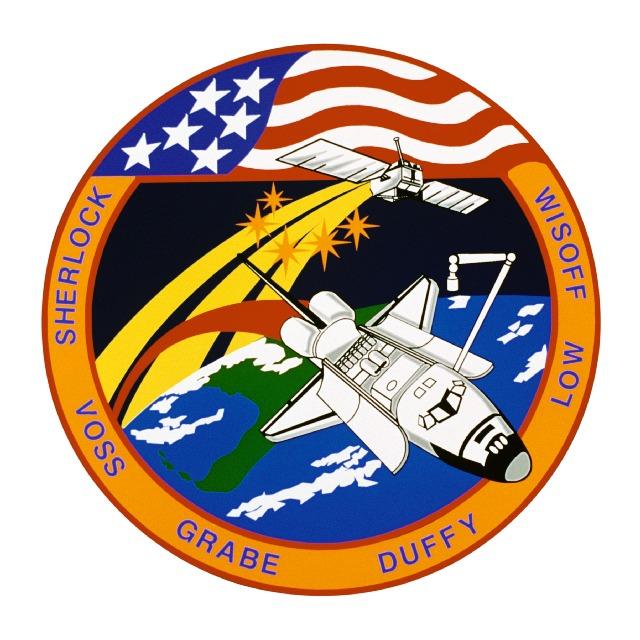 nasa shuttle patches - photo #21