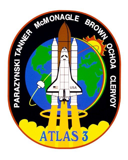 cool space mission patch - photo #4