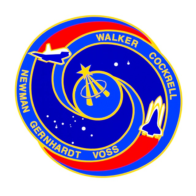 State space mission patches